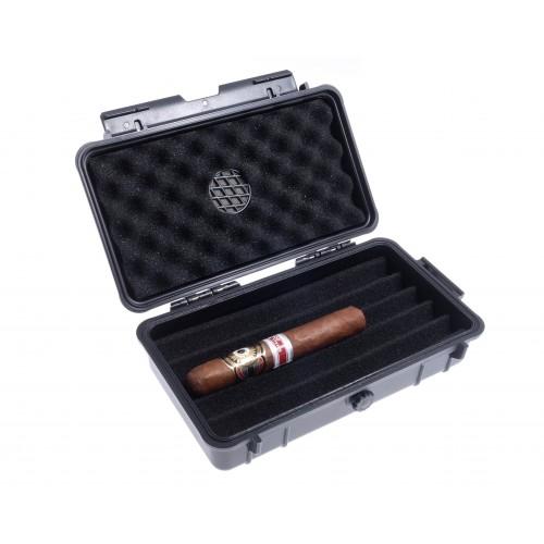 Хьюмидор Lubinski дорожный на 5 сигар, ударопрочный