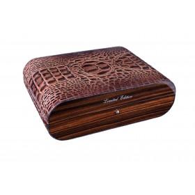 Хьюмидор Gentili Croco Brown на 10 сигар Limited Edition