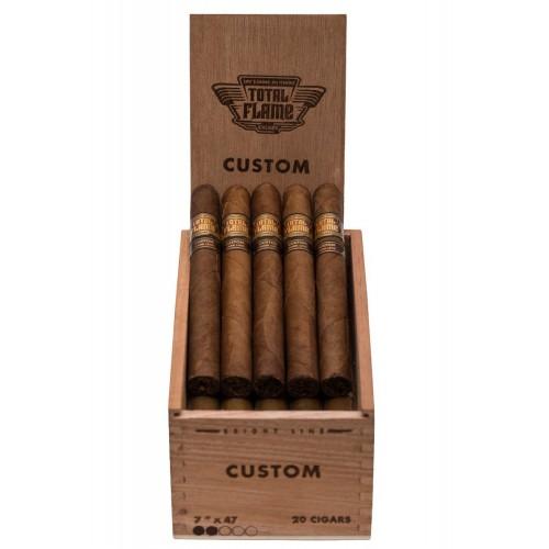 Сигары Total Flame Custom Dark Line
