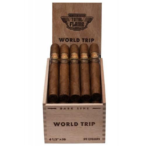 Total Flame World Trip Dark Line