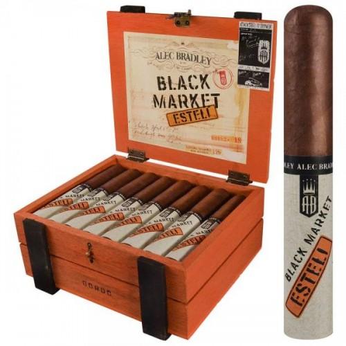 Сигары Alec Bradley Black Market Esteli Gordo
