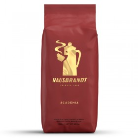 Кофе в зернах Hausbrandt Academia, темная обжарка, 1000 гр.