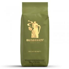 Кофе в зернах Hausbrandt Decaffeinated без кофеина, 1000 гр.