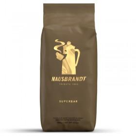 Кофе в зернах Hausbrandt Superbar, темная обжарка, 1000 гр.