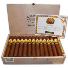 Сигары Bolivar Super Corona Limited Edition 2014