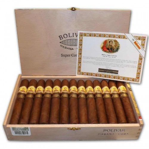 Сигары Bolivar Super Corona Limited Edition 2014