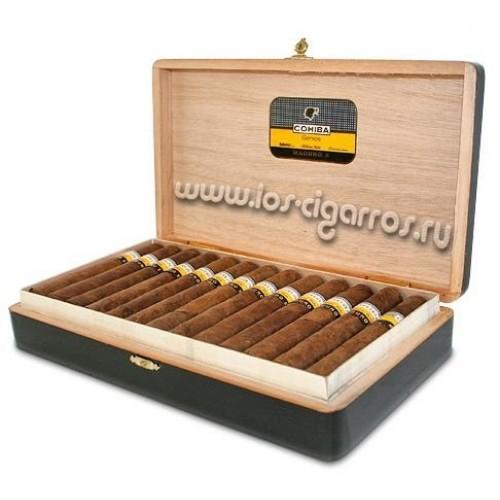 Сигары Cohiba Maduro 5 Genios