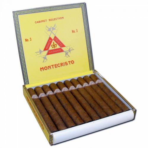 Сигары Montecristo No.3