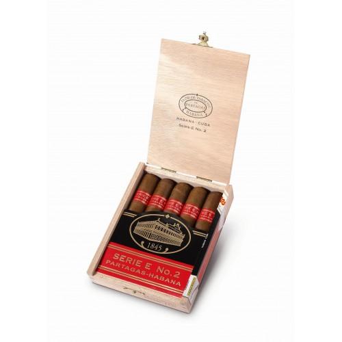 Сигары Partagas serie E No.2