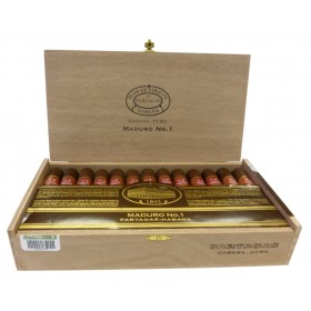 Сигары Partagas Maduro № 1