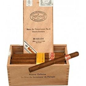 Сигары Partagas Serie Connoisseur No.2