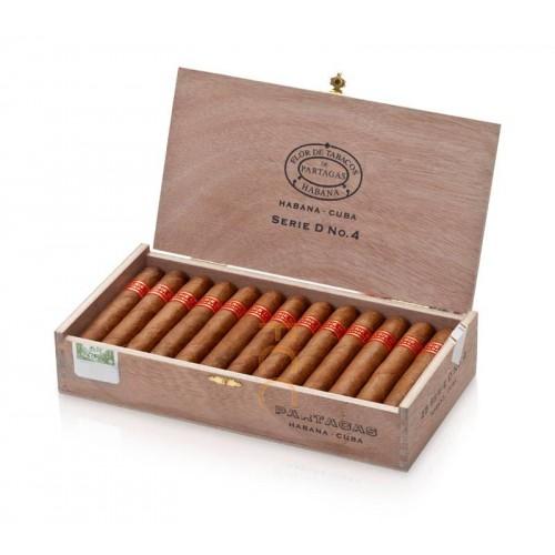 Сигары Partagas Serie D No.4