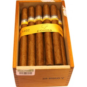 Сигары Cohiba Siglo V