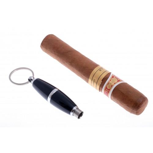Пробойник сигарный Passatore, черный лак