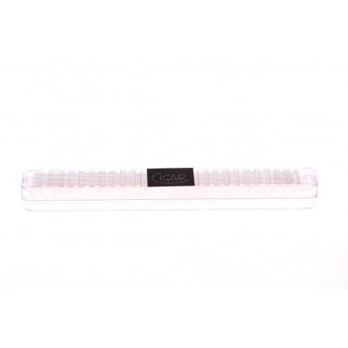 Увлажнитель прозрачный акриловый пенал на 10-20 сигар