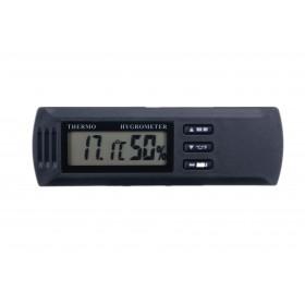 Термо-Гигрометр цифровой, плоский, регулируемый