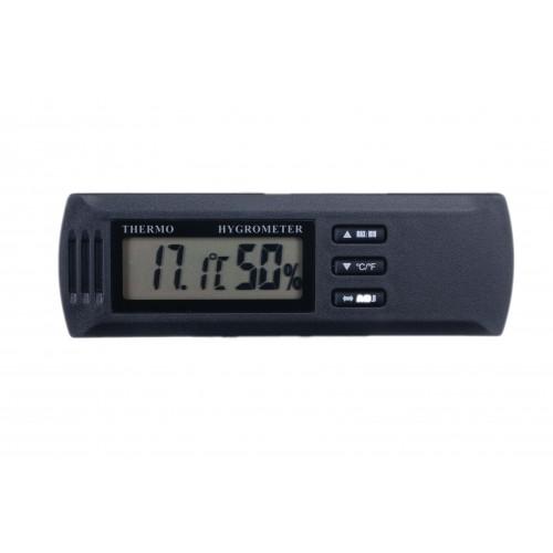 Термо-Гигрометр Passatore цифровой, плоский