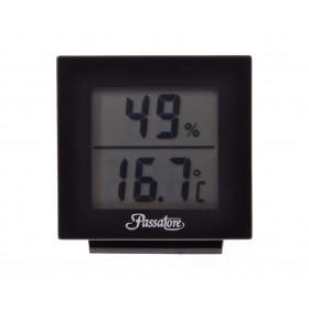 Термо-Гигрометр Passatore цифровой, квадратный