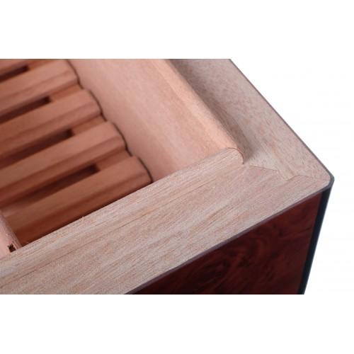Хьюмидор Howard Miller на 40 сигар, Красное дерево