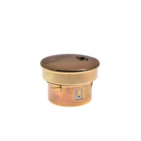 Механизм для зажигалки настольной, золотой