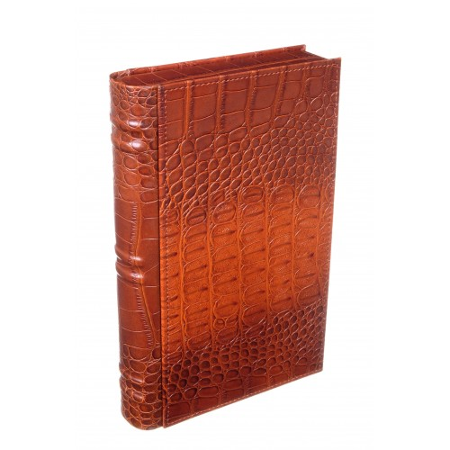 Хьюмидор дорожный Lubinski Книга, Красный на 15 сигар