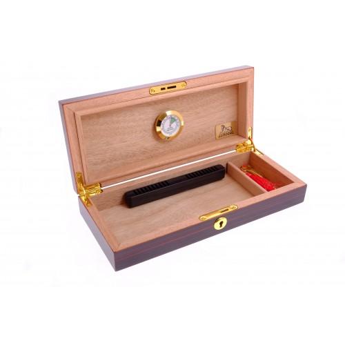 Хьюмидор Lubinski на 10 сигар, Эбеновое дерево