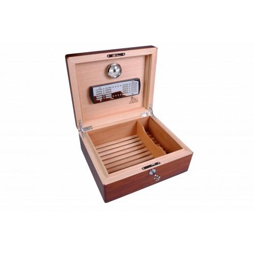 Хьюмидор Lubinski на 50 сигар, Розовое дерево-Палисандр