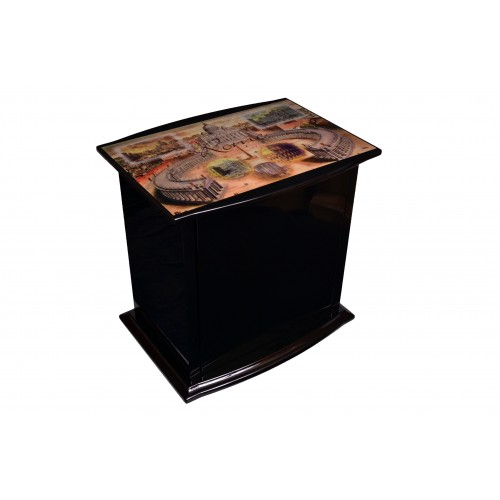 Хьюмидор-шкаф Mastro de Paja на 50 сигар Рим (уценка)