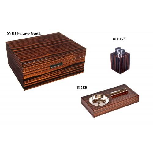 Настольный набор сигарных аксессуаров Gentili
