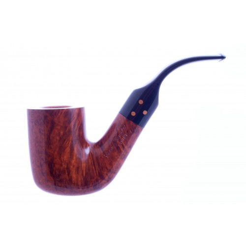 Трубка Barontini Stuart Naturale 9 mm