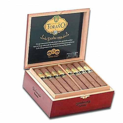 Сигары Carlos Torano Exodus 1959 Gold Toro