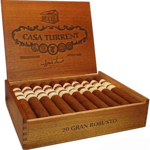 Сигары Casa Turrent 1942 Grand Robusto