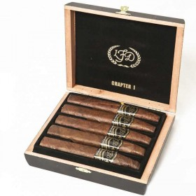Сигары La Flor Dominicana Chapter One Box Press Chisel