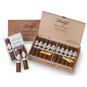 Сигары Davidoff Millennium Blend Short Robusto