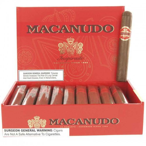 Macanudo Inspirado Orange Robusto