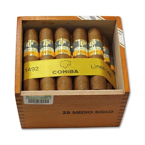 Сигары Cohiba Medio Siglo