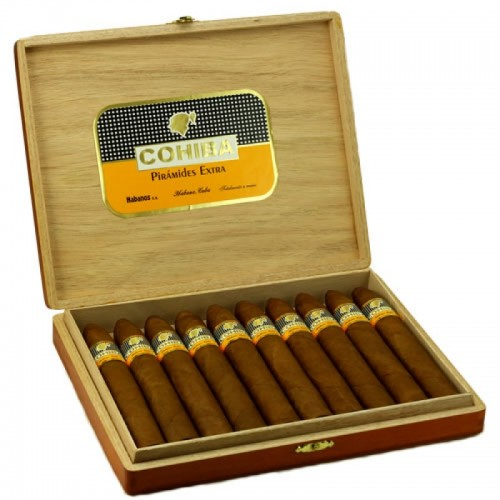 Сигары Cohiba Piramides Extra
