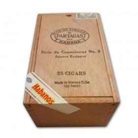 Сигары Partagas Serie Connaisseur No.3