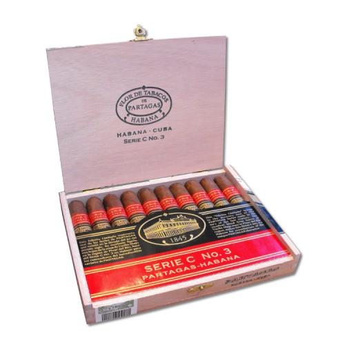 Сигары Partagas C No.3 Edicion Limitada 2012