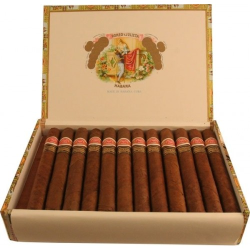 Romeo y Julieta Hermosos №2 Limited Edition 2004