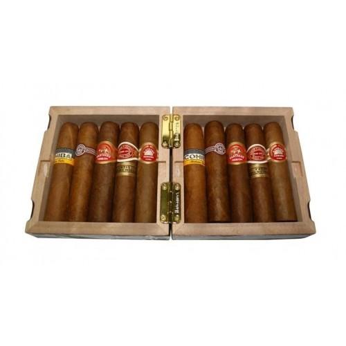 Сигары Cohiba Combinaciones Seleccion Petit Robustos в подарочной упаковке