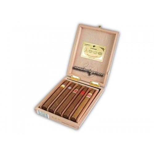 Набор сигар Combinaciones Seleccion Piramides
