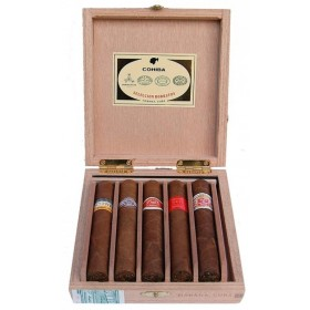 Сигары Cohiba Combinaciones Seleccion Robustos