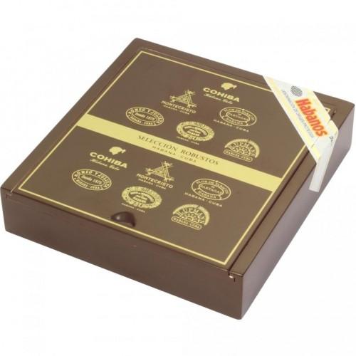 Набор сигар Seleccion Robustos 6 в подарочной упаковке