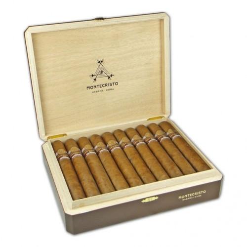 Сигары Montecristo 80 Aniversario в подарочной упаковке
