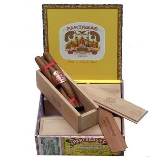 Сигары Partagas Culebras