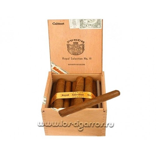 Сигары Punch Royal Select No.11