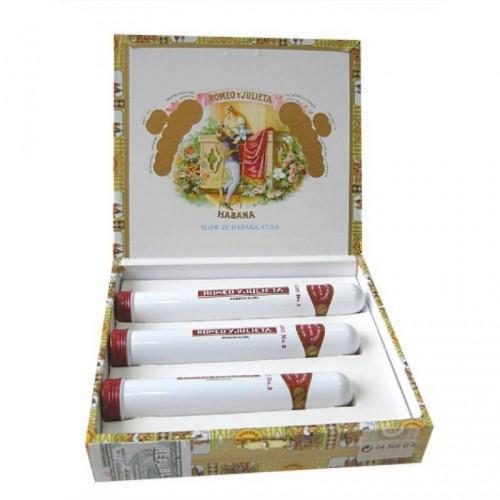 Сигары Romeo y Julieta Los Tres Romeos в подарочной упаковке