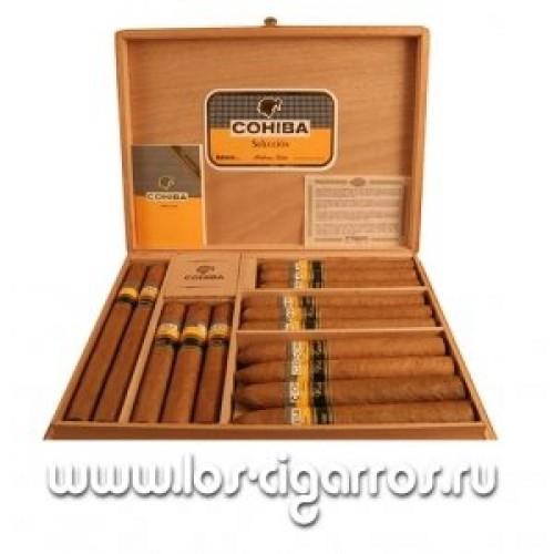 Сигары Cohiba Seleccion Reserva