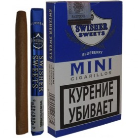 Swisher Sweets Blueberry Mini Cigarillos